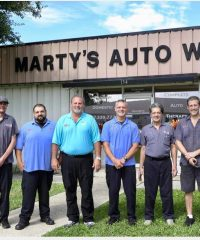 Marty's Auto Works